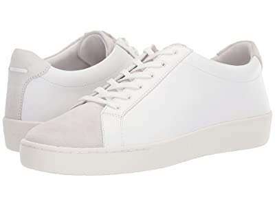 Vince Janna (White Leather/Suede) Women