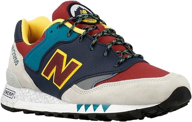 New Balance M577 Napes Pack, NGB burgundy, 11 : MainApps: Amazon ...