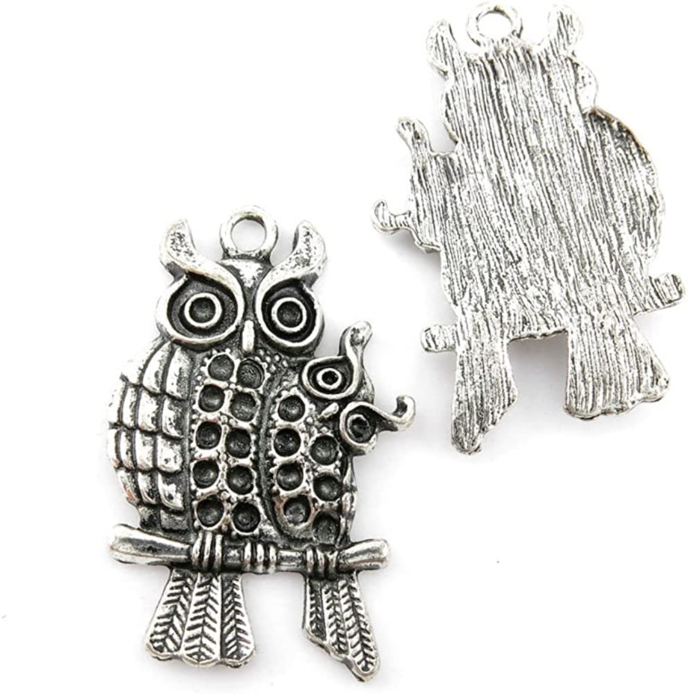 Jewelry Making wholesale Charms Antique Silver Charme Tone Complete Free Shipping Jewellery Color