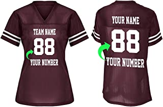 personalized football jerseys college