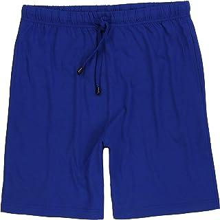 ADAMO Gerd Plus Size Pyjama Bottoms Short in Royal Blue up to 10XL for Men