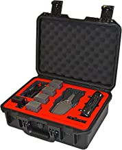 Drone Hangar Pelican Case for Mavic 2 Pro or Zoom Drone with Fly More Kit