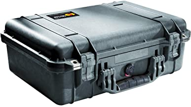 Pelican 1500 Case With Foam (Black)