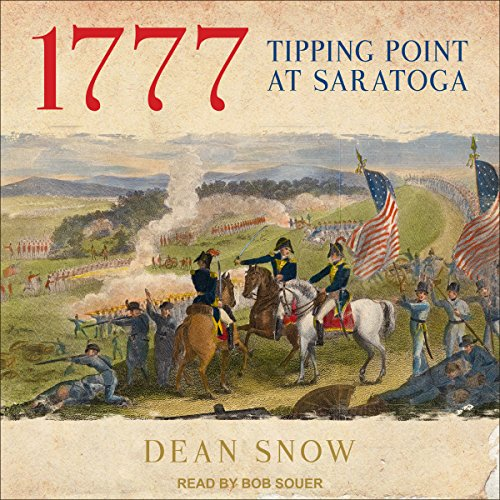 1777 Audiobook By Dean Snow cover art