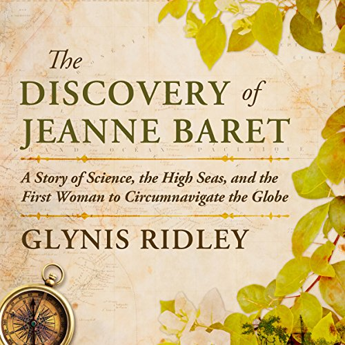 The Discovery of Jeanne Baret cover art