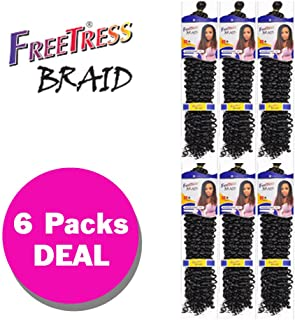 Best 613 freetress water wave Reviews