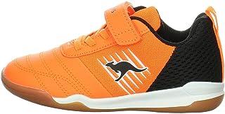 KangaROOS Unisex Super Court Ev Sneakers voor kinderen