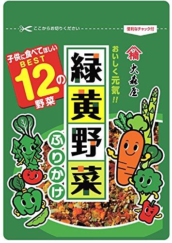 大森屋『緑黄野菜ふりかけ』