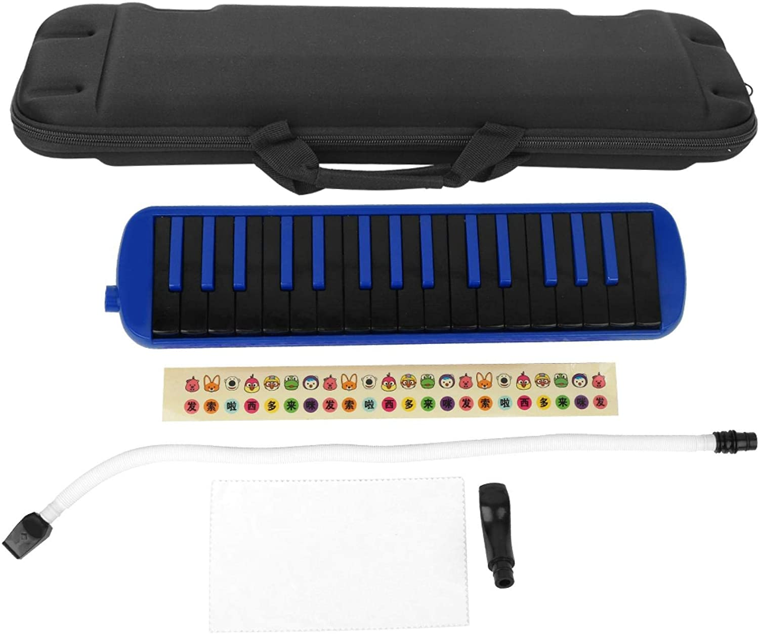 Melodica 32 Key Wind Max 80% OFF Instrument Beginner K Year-end gift for Builtin Keyboard