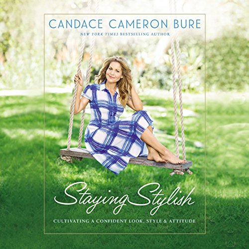 Staying Stylish audiobook cover art