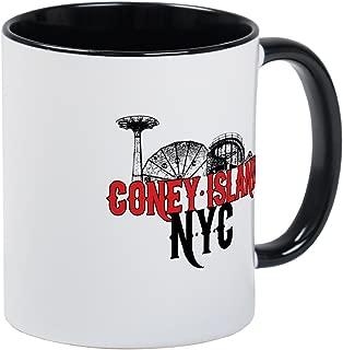 CafePress Coney Island NYC Mug Unique Coffee Mug, Coffee Cup