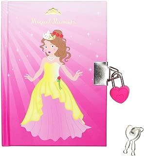 Best princess lock diary Reviews