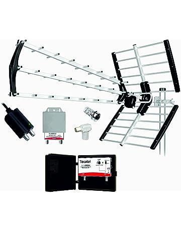 Antenas de TV   Amazon.es