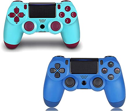 PS4 Controller 2 Pack,DualShock 4 Wireless Controller for...