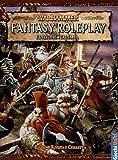 Giochi Uniti Warhammer Fantasy Gioco di Ruolo Manuale Base, Multicolore, GU3500