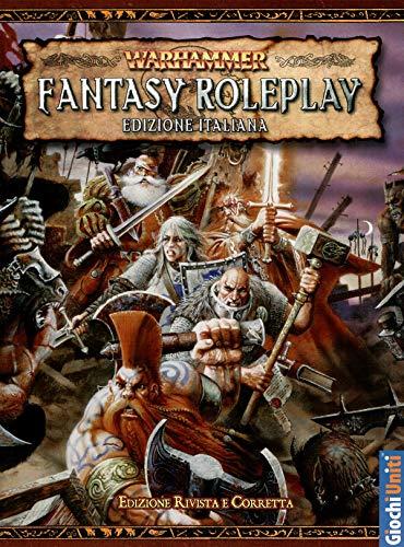Giochi Uniti - Warhammer Juegos de rol de fantasía Multicolor