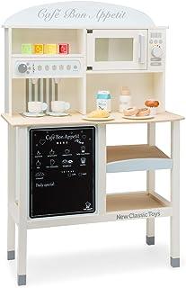 New Classic Toys 11070 kafé-Bon aptit, flerfärgad
