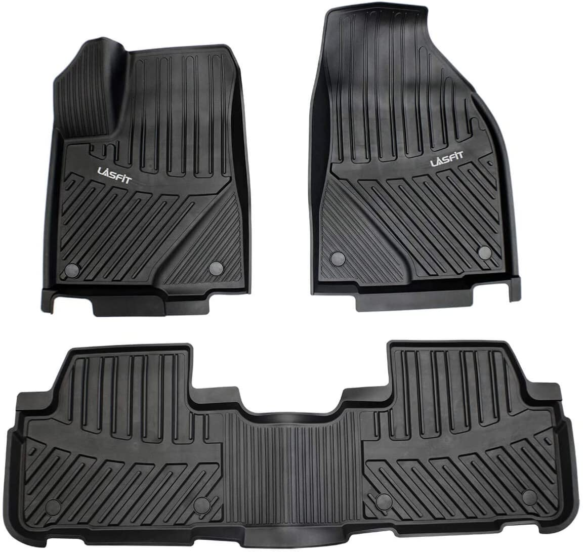 LASFIT Floor Challenge the lowest price of Japan ☆ Mats Compatible for Highlander No Free shipping / New Toyota 2014-2019