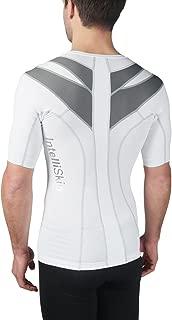 IntelliSkin Newest Men's Foundation Vtee - Posture Correcting + Performance