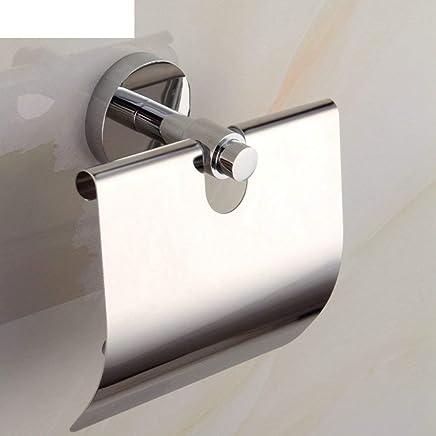 WSJJGAO Toallero Europeo Toallero de baño Bandeja de baño Toallero de Rollo Tocador de Papel higiénico-A Herramientas de limpieza