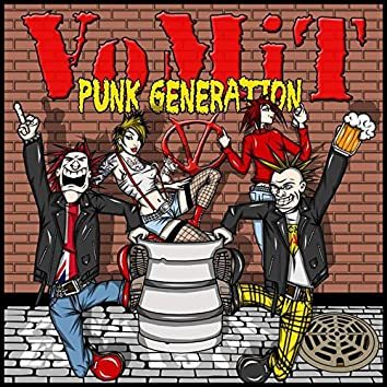Punk Generation - Young and Pissed Off