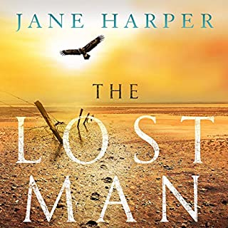 The Lost Man                   By:                                                                                                                                 Jane Harper                               Narrated by:                                                                                                                                 Stephen Shanahan                      Length: 10 hrs and 26 mins     224 ratings     Overall 4.7