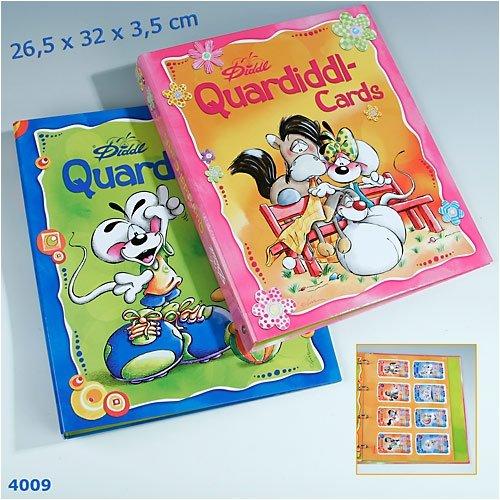 Ordner Diddl Quardiddl- Cards A4