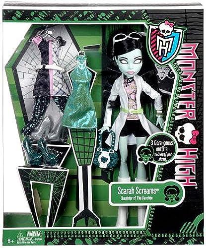 Monster High Svoitureah Screams Doll Enfants, enfants, jeux, jouets, jeux