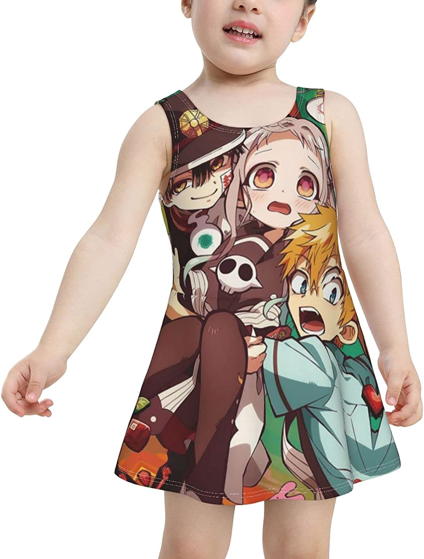 Candy Island Hanako Kun Girls One Piece Swimsuits Swimwear Bathing Suit Ruffle Beachwear