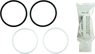 Kohler GP30420 Seal Kit for Kitchen Faucets with Bearings, O-Rings and Lube, Small, Black & White
