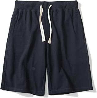 CZZSTANCE Mens Shorts Casual Cotton Workout Drawstring Summer Beach Shorts with Elastic Waist and Pockets