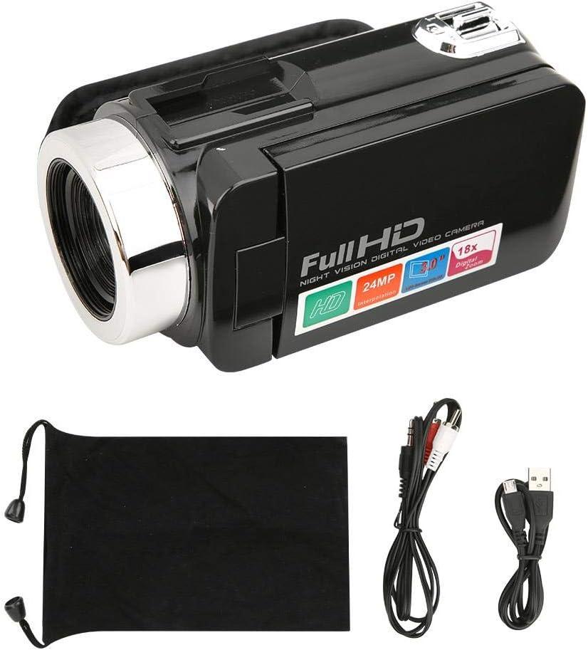 3inch Digital Video Camera LCD Max In stock 66% OFF Screen Defi 18X Zoom High