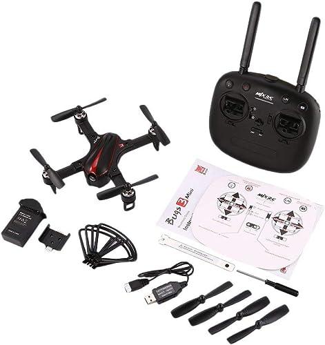 Disfruta de un 50% de descuento. CHANNIKO-ES MJX B3 B3 B3 Mini 2.4GH 4CH sin escobillas 1306 2750KV Motor Drone ángulo y Modo Acro Flip & Roll RC Quadcopter con luz LED  ventas en línea de venta