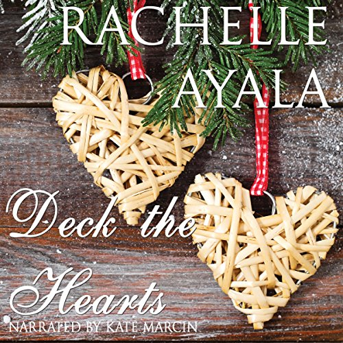Deck the Hearts audiobook cover art