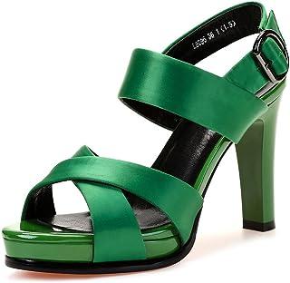 Eszapatos Verdes De Fiesta Tcfjlk13 Eury 50 100 Amazon uXiOPkZT