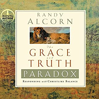 The Grace and Truth Paradox audiobook cover art
