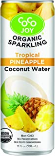 coconut pineapple water enhancer