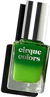 Cirque Colors Thermal Temperature Color Changing Mood Nail Polish - 0.37 fl. oz. (11 ml) - Vegan, Cruelty-F...