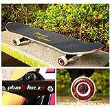 Zoom IMG-2 skate skateboard cruiser completo principianti
