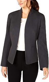 Womens Open-Front Professional Blazer