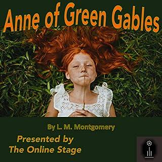 『Anne of Green Gables』のカバーアート