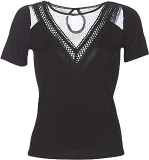 Morgan 192-DREAM Shirt Femme Noir X-Small (Taille Fabricant:TXS) lot