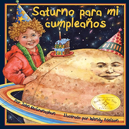 Saturno para mi cumpleaños [Saturn for My Birthday] audiobook cover art
