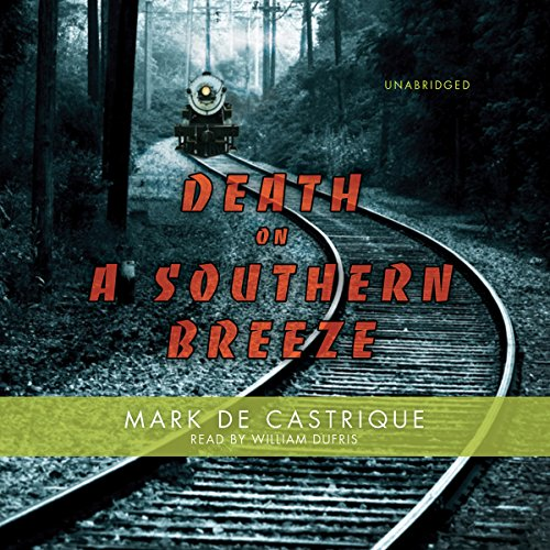 Death on A Southern Breeze audiobook cover art