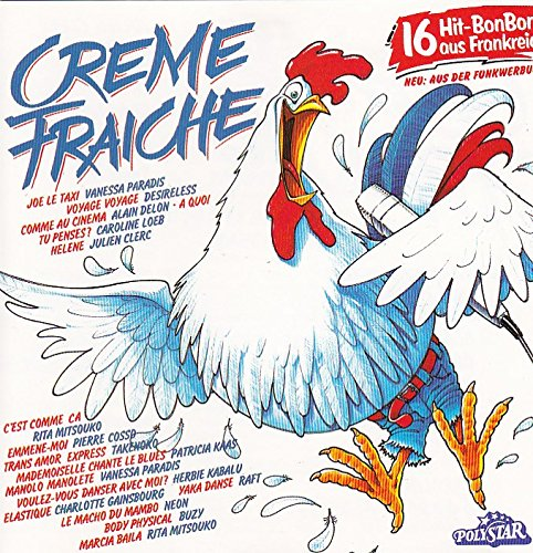 Creme Fraiche - 16 Hit-BonBons aus Frankreich