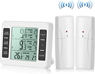 Best deep freezer alarm Reviews