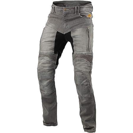 Trilobite Motorrad Herren Jeans Parado Schwarz Größe 30 Bekleidung