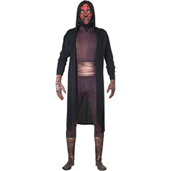 Morphsuits - Disfraz para Adulto Darth Maul, Star Wars, Talla M ...