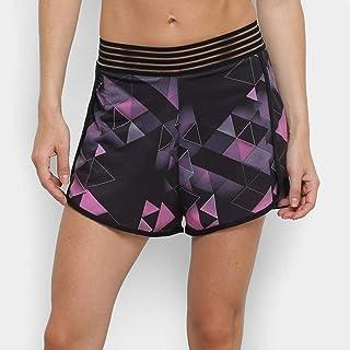 Shorts Gonew Geométrico Tule Feminino