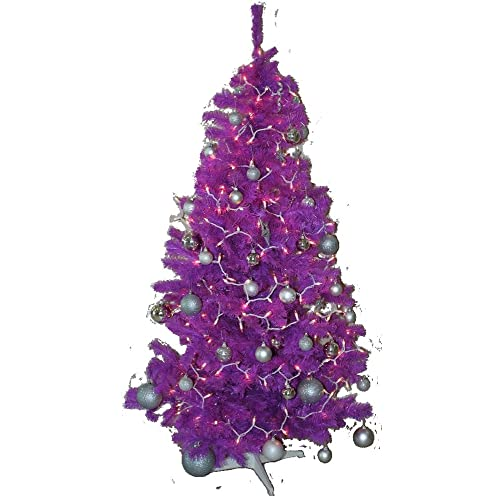 Colorful Christmas Tree Amazoncom